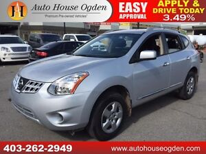 2013 NISSAN ROGUE AWD AUTO LOW KM EVERYONE APPROVED