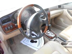 2001 Subaru Outback H6.3.0 Wagon