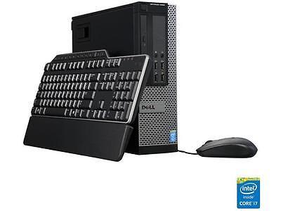 DELL Desktop PC OptiPlex 9020 (THK90) Intel Core i7 4th Gen 4790 (3.6 GHz) 8 GB (Intel 4th Gen I7 4790)