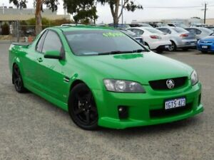 2007 Holden Ute VE SS Green 6 Speed Manual Utility Wangara Wanneroo Area Preview