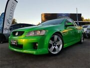 2007 Holden Commodore VE MY08 SS-V Green 6 Speed Automatic Sedan Mount Hawthorn Vincent Area Preview