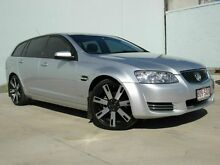 2012 Holden Commodore VE II MY12.5 Omega Silver 6 Speed Automatic Sportswagon Caboolture Caboolture Area Preview