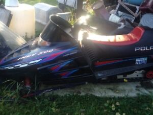 For Sale:  1996 Polaris Indy 500 with reverse