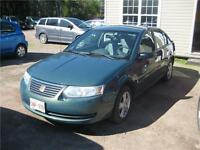 2006 Saturn Ion Sedan Base REDUCED TO CLEAR $2500!!!