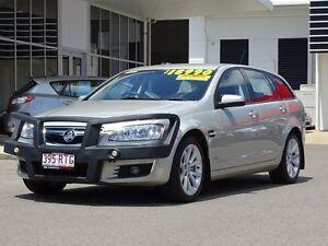 2011 Holden Berlina VE II International Sportwagon Gold 6 Speed Sports Automatic Wagon Garbutt Townsville City Preview