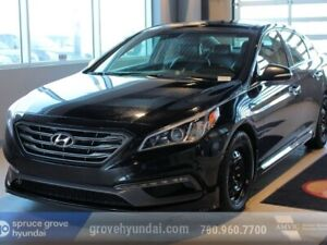 2015 Hyundai Sonata SPORT: LEATHER, SUNROOF