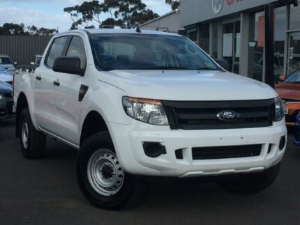 2013 Ford Ranger White Sports Automatic Utility