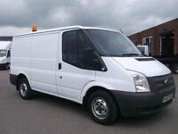 Ford Transit T280 SWB LOW ROOF VAN TDCI 100PS DIESEL MANUAL WHITE (2012)