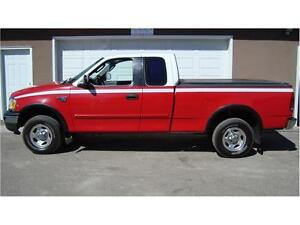 2002 FORD F-150 SUPERCAB SHORTBOX 4X4 4.6L 117K FOR ONLY$8,400.