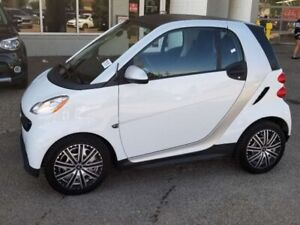 2014 Smart Fortwo PASSION; LEATHER, HEATED SEATS, GREAT ON GAS