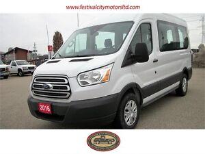 2016 Ford Transit Wagon XLT   Balance of Factory Warranty!