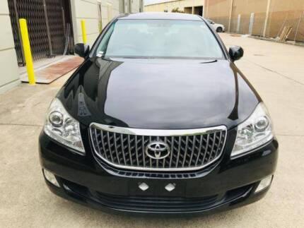 2011 Toyota Crown Majesta i-Four Blacktown Blacktown Area Preview