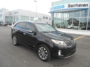 2014 Kia Sorento SX Loaded 7 passengers/Nav/Leather
