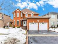 4 Bed / 3 Bath Executive Home, Hrdwd Flrs T/Out, Full Bsmnt
