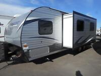 RV SHOW PRICING!! 16 CONQUEST 255 BH