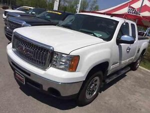 2010 GMC Sierra 1500 2WD Extended Cab NEVADA EDITION, A/C, COUVE