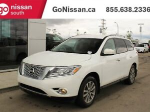 2014 Nissan Pathfinder NISSAN CERTIFIED, SV, AWD, BACKUP CAMERA,