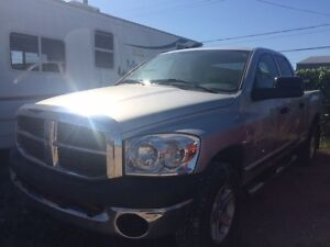 ***REPO***2008 Dodge Other ST Pickup Truck