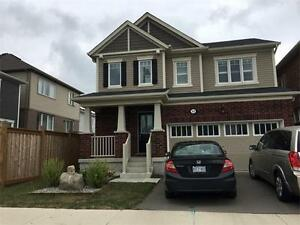 Detached Mattamy Home for Rent in Kitchener