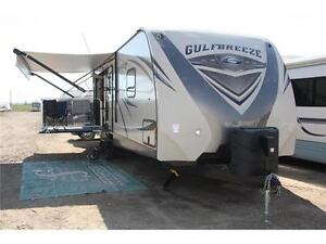 *REDUCED TO COST!* 2016 Gulf Breeze 30RKP SunDeck