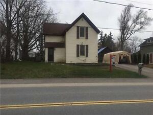 Detached 2 storey house.Airport/old base road
