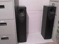 100W Mission M73i Stereo Speakers - Heathrow