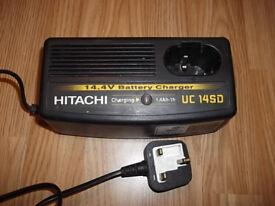 1 hour HITACHI charger 14.4 volt
