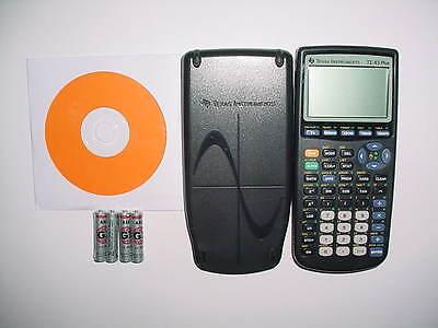 Texas Instruments Ti 83 Plus Graphing Calculator Ti83