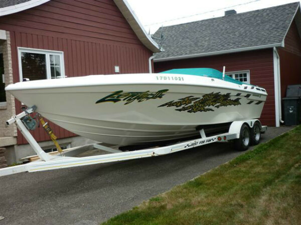 Used 1996 Checkmate Boats CONVINCOR