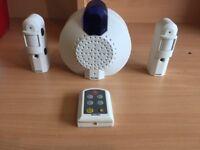 Homenet Alarm System