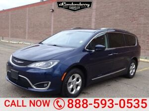2017 Chrysler Pacifica TOURING L PLUS Navigation (GPS),  Leather