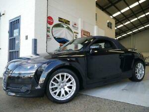 2007 Audi TT 8J 2.0 TFSI Black 6 Speed Sports Automatic Dual Clutch Roadster Rydalmere Parramatta Area Preview