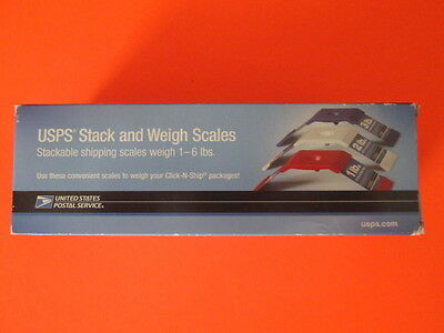 United States Postal Service Stack And Weigh Scales Usps 1 To 6 Lbs
