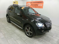 2008 Mercedes-Benz ML320 3.0TD CDI Edition 10 ***BUY FOR ONLY £64 A WEEK*** 4X4