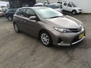 2012 Toyota Corolla ZRE182R Ascent S-CVT Bronze 7 Speed Constant Variable Hatchback Wodonga Wodonga Area Preview