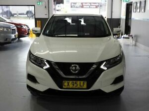 2018 Nissan Qashqai J11 Series 2 ST Wagon 5dr X-tronic 1sp 2.0i White Pearl Constant Variable Wagon Pendle Hill Parramatta Area Preview
