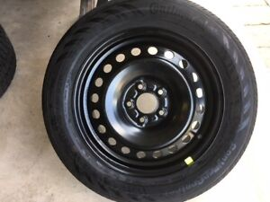 New Continental Tire and Rim