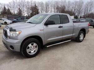 End of Summer Sale on Now! 2007 Toyota Tundra 5.7L Double Cab 4x