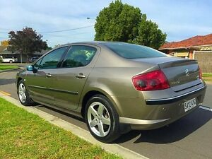 2004 Peugeot 407 ST HDI Comfort Bronze 4 Speed Sports Automatic Sedan North Brighton Holdfast Bay Preview