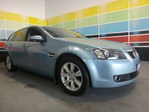 2008 Holden Calais VE MY09.5 V Light Blue 5 Speed Automatic Sportswagon Wangara Wanneroo Area Preview