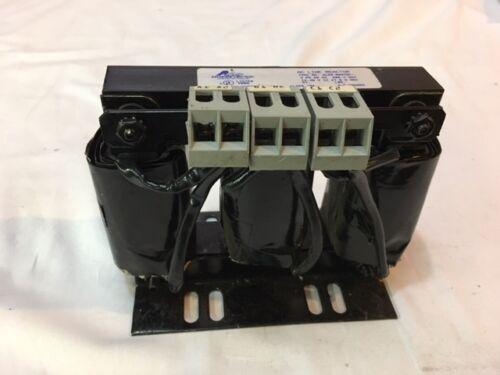 ACME TRANSFORMER, AC LINE REACTOR, ALRB-008TBC, 3HP, 600V MAX, 8A, CLASS 180