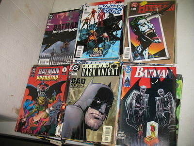 Lot of 300+ ALL Batman Titles Comic Books AN ENTIRE LONGBOX Harley Quinn Joker