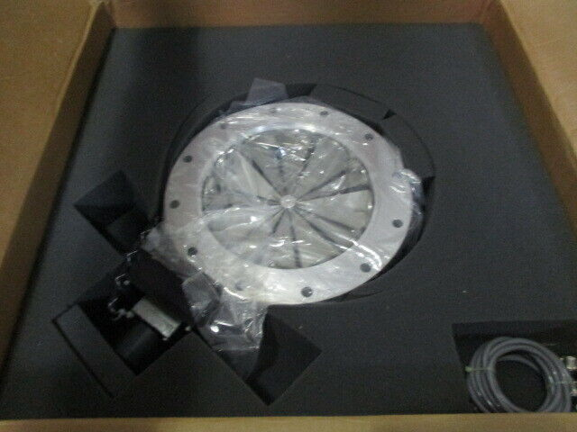 MeiVac VQ-200-ISO-U-SM, Vari-Q Throttle Valve, 451043