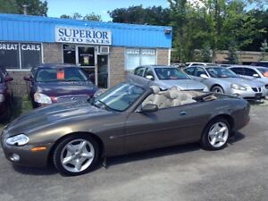 2001 Jaguar XK Series XK8 Fully Certified and Etested !