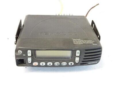 Kenwood Tk-7180h-k Vhf Fm Mobile Radio