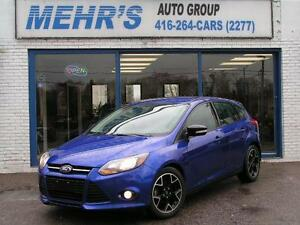 2014 Ford Focus SE Hatch back Bluetooth Financing Availalbe