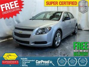 2011 Chevrolet Malibu LS *Warranty* $128.16 Bi-Weekly OAC