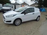 Ford Fiesta DIESEL 1.5 TDCI VAN EURO 5 DIESEL MANUAL WHITE (2014)