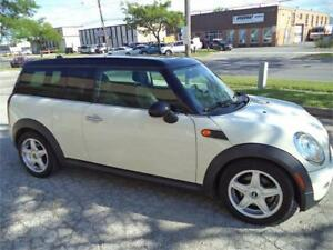 2010 MINI Cooper Clubman 6-SPEED MANUEL FINANCING AVAILABLE