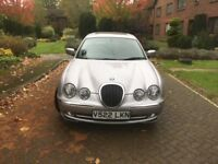 Jaguar S Type 4.00 Litre Full and Complete Main Dealer Service History